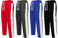 Homme Bas Survêtement Pantalon De Jogging Polaire Gym Bas Pantalon De Jogging