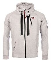 Geographical Norway homme - Sweatshirt Argent Geographical Norway Global