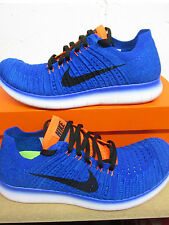 nike free RN flyknit mens running trainers 831069 405 sneakers shoes