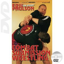 DVD Combat Submission Wrestling Vol 2