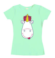 Despicable Me 3 Girlie Shirt Tongue In Cheek Unicorn
