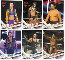 2017 Topps WWE Wrestling - Base Set Cards - Pick From Card #'s 1-100