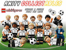 71014 LEGO DFB MANNSCHAFT (German Football Team) MINIFIGURES [CHOOSE FROM LIST]