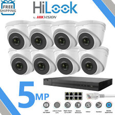 CCTV 8CH DVR HD 2.4MP 1080P OUTDOOR Camera Home Surveillance Security System Kit