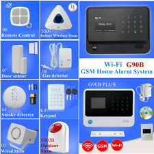 Sistema di Allarme GSM + WiFi Wireless Per G90B PLUS WiFi GSM Home Alarm System