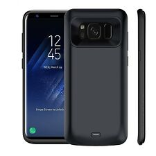 For Samsung Galaxy S8 S8 Plus External Battery Backup Case Charger Power Bank
