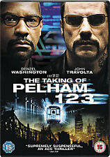 The Taking Of Pelham 1 2 3 (DVD, 2010) new and sealed