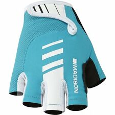 Madison Keirin Women's Fingerless Cycle Cycling Bike Mitts Gloves