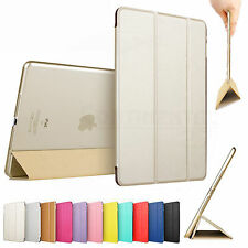 For Apple iPad 2 3 4 Air Mini Pro Cover New Smart Magnetic Leather Stand Case