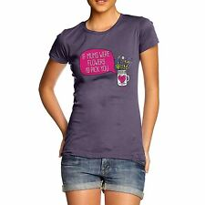 Twisted Envy If Mums Were Flowers Women's Funny T-Shirt
