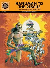 Hanuman To The Rescue by Subba Rao, Amar Chitra Katha