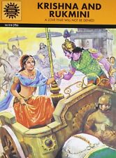 Krishna And Rukmini Book by Kamala Chandrakant, Amar Chitra Katha