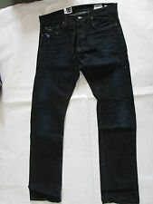 G-Star Raw Uomo 3301 Slim jeans 50127.3141.1241 kruce Jeans colore 3D raw