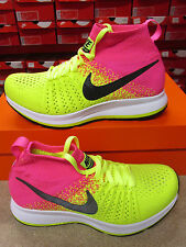 NIKE ZOOM PEGASUS TOUT Out Flyknit OC GS BASKET COURSE 848788 700 Baskets