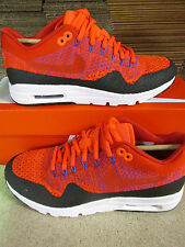 Nike Femmes Air Max 1 ULTRA Flyknit BASKET COURSE 859517 600 BASKETS CHAUSSURES