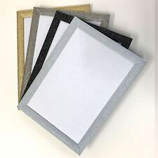 Dazzle Range Sparkle Glitter Effect Picture Photo Frame Poster Frame A2 A3 A4