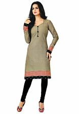 Sinina  Designer Cotton Printed Work Kurti-SGK1229