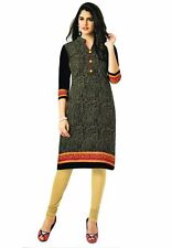 Sinina  Designer Cotton Printed Work Kurti-SGK1201
