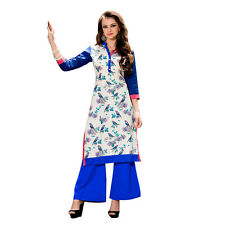 Sinina  Designer Cotton Printed Work Kurti-OG504
