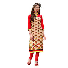 Sinina  Designer Cotton Printed Work Kurti-OG519