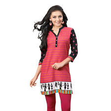 Sinina  Designer Cotton Embroidery Work Kurti-Alice08