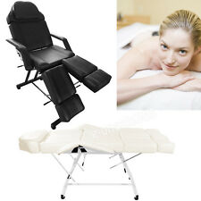 Reclinable Beauty Salon Chair Balance Massage Table Tattoo Couch Bed Treatment