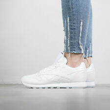 SCARPE DONNA SNEAKERS REEBOK CLASSIC LEATHER [BD5807]