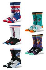Stance NBA Equipos All Star 80 92 95 96 BALONCESTO Calcetines Calcetines Medias