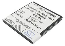 Battery suitable for Samsung GT-i9070, GT-i9070P, Galaxy S Advance 1600mah