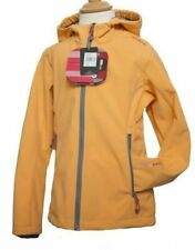 SOFTSHELLJACKE SOFTSHELL JACKE ORANGE CAMPAGNOLO CMP ORANGE GRAU  NEU
