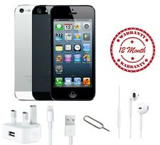 Apple iPhone 5 - 64GB/32GB/16GB - Black/White/Gold - Unlocked Smartphone