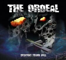 ORDEAL (ELEC)/THE ORDEAL - DESCENT FROM HELL [DIGIPAK] NEW CD