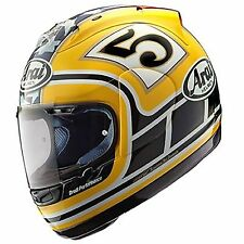 New Arai Chaser Chaser X Colin Edwards Legend Yellow