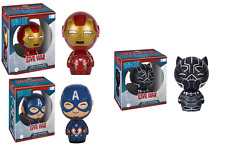 Funko Pop! Dorbz Civil War - Captain America Black Panther Iron Man