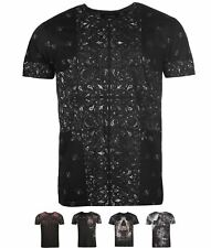NUOVO Firetrap Sub T Shirt London Sub