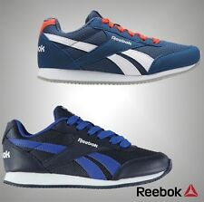 Junior Boys Genuine Reebok Casual Classic Jogger RS Trainers Footwear Size 3-5