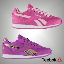 Junior Girls Genuine Reebok Casual Classic Jogger RS Trainers Footwear Size 3-5