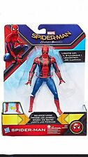 Spider-man Homecoming Action Figures Marvel NEW IN BOX 6 inch Movement & Sounds