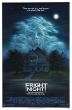 VINTAGE B Poster del film FRIGHT NIGHT STAMPA ART A4 A3 A2 A1