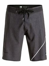 "QUIKSILVER New wave 20"" - boardshort/costume surf mare - black"