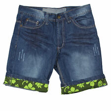 Greentree Boys Denim Jeans Shorts