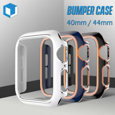 Silicone Soft TPU Case Apple Watch Bumper Frame Protective Cover iWatch 38/42mm