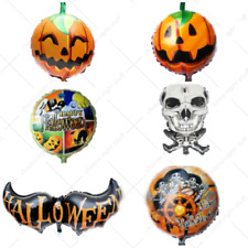 Large Foil Halloween Theme Party Balloons Latex High Quality haloween baloons