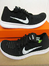 nike womens free RN flyknit running trainers 831070 001 sneakers shoes