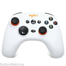 pxn 9608 2.4GHz Wireless Bluetooth v4.0 Joystick con Cover protettiva Bianco