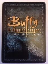Buffy the Vampire Slayer CCG Common and Uncommon Card Set Selection