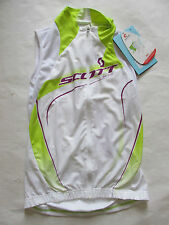 SCOTT ropa ciclismo mujer RC W/O sin mangas maillot de ciclismo
