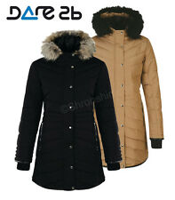 Dare2b Womens/Ladies Lately II Coat Waterproof Insulated Breathable Jacket