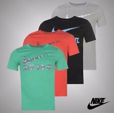 Mens Genuine Nike Lightweight JDI Swoosh QTT Athletic Cut T Shirt Top Size S-XXL