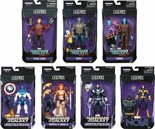 Hasbro Marvel Guardians Of The Galaxy 2 Legends Series 6 Inch Action Figures